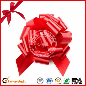 Sale Halloween Decorations Red Ribbon Pull Bow
