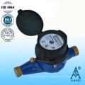 Multi Jet Trocken Typ IP68 Messing Wasserzähler