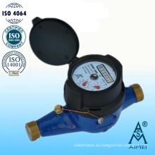 Medidor de agua de latón de Multi Jet tipo seco IP68