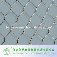 Starkes rostfreies Stahlseilnetznetz