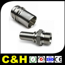 Aluminum/Stainless Steel Precision CNC Turning Parts with ISO Certificate
