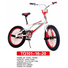 Nuevo modelo de BMX Freestyle Bicycle 20 ""