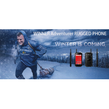 Adventurer RUGGED PHONE