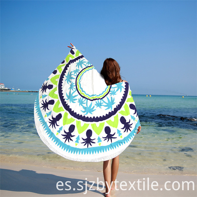 summer beach towel