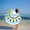 Round Large Summer Towel On Beach/ Towels