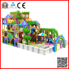 Indoor Kids playground equipamentos (TQB011CB)