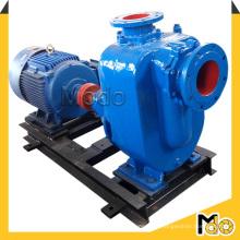 Pompe à eau sale avec amorçage horizontal centrifuge