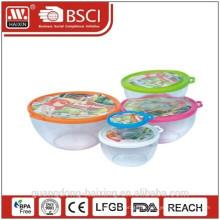 Пластик вокруг продовольствия Container(2.2L)
