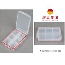 6 Accessoreis небольшой отсек коробки