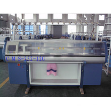 12 Gauge Double System Fully Fashioned Knitting Machine with Comb Device