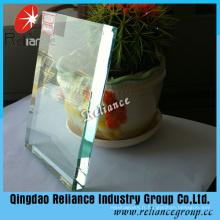 Verre transparent de flotteur de 4mm 5mm 6mm / verre de fenêtre avec l'OIN