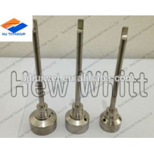 18mm Gr2 titanium domeless nail for smoking