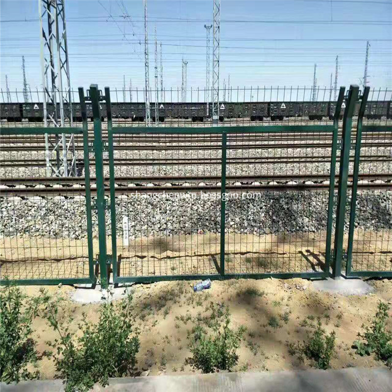 Pvc Wire Mesh Fence