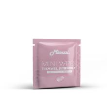 Toalhetes úmidos perfumados embalados individualmente para restaurante