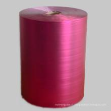 Rouleau de ruban en polyester Jumbo PP Ribbon Roll