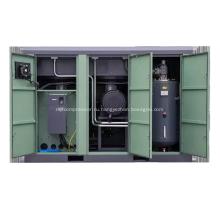 Винтовой воздушный компрессор небольшого размера, 37 кВт