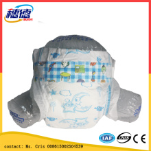 Super Absorbent Adl Baby Diaper Ensure The Dry Surface