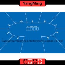 Texas Hold′em Poker Table Layout -6 (YMDZ01B1)