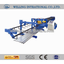 Custom Fabrication Services roll forming machine