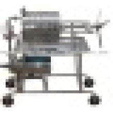 Presse-filtre à huile de cuisine usagée en acier inoxydable portable (BAS)