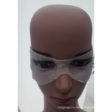 nutural искусственный волокна нетканого разглаживания маска для глаз