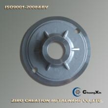 Fournisseur de moulage en aluminium Couvercle rond de moulage mécanique sous pression