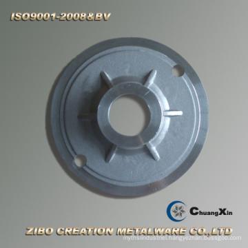 Aluminum Casting Supplier Die Casting Round Cover