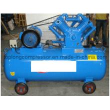 Bomba de compressor de ar de alta pressão com correia de pistão (HD-1.05 / 12.5)