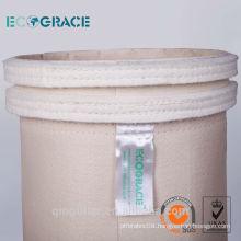 polyester filter water and oil repellent filter bag dust filter bag