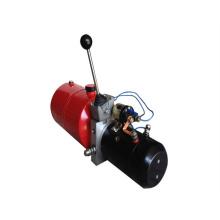 Bomba hidráulica para porta-paletes semi-elétrica