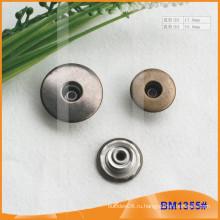 Металлическая кнопка, Пользовательские кнопки Jean BM1355
