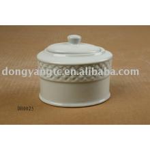 Ceramic Sugar Pot