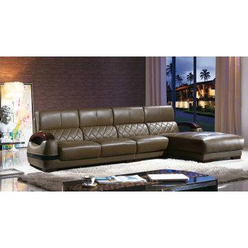 Ciff Living Room Furniture, Modern Leather Sofa (K8020)