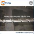60/36 Tambor de parafuso único para extrusora de tubo PE