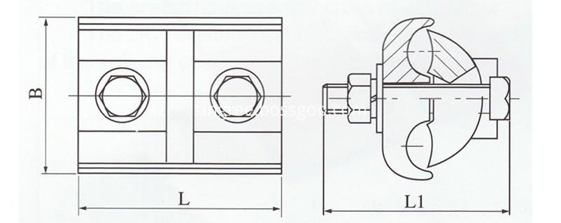 JBL clamp