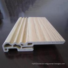 WPC Skirting Flooring Skirting Decorativo Skirting Board Sk-80h15-C