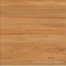 Matériau de construction en bois Matériau de porcelaine Rustique Wall Floor Tile