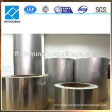 Hoja de aluminio del grado del alimento para el envoltorio del caramelo