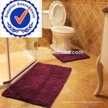 Estera del baño del piso de textiles para el hogar establece al por