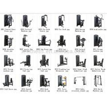 XF17 Xin rui equipamento de fitness fornecimento de fábrica Sentado Abdominal