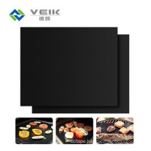 Reusable 0.2mm Thickness BBQ Grill Mat