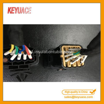 O Type Cable Marker Tube untuk Kabel