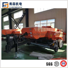 Straight 3 Ropes Packer Baler with German Knotter for More Than 100HP Tractor (PTO speed 100rpm)
