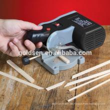"""GODLENTOOL 2 """"50mm Elektrische Macht Kleine Hobby Handwerk Mini Kreis Säge Mini Gehrungssäge Mini Cut-Off Säge"""