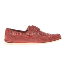 Red New Arrival Comfortable Casual Boat Shoes