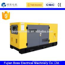 Brand new silent type 60hz foton diesel engine alternator generator 30kva