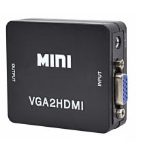 VGA to HDMI Converter Mini Model
