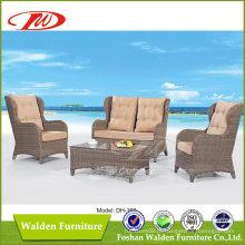 Sofá de mobiliário redondo em roma de luxo (DH-193)