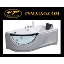 Bañera de masaje de acrílico a estrenar (BA-8601)