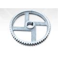 turbine pour la machine à cintrer de barre en acier